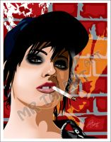 Brody Dalle by MrTalent