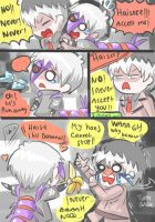 How Haise Accept KAneki XD by shirodebby