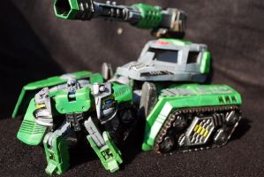 Classics Hardhead and Duros 2 by puzzledperplexity