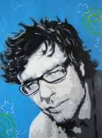 Jemaine Clement by Mazzi294