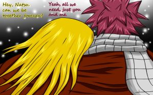 Nalu Together Forever by Xela-scarlet