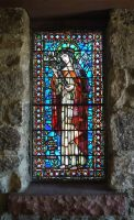Stained Glass, Chapel on the Rock by PamplemousseCeil