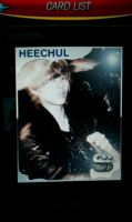 Heechul SS Card by SungminHiroto