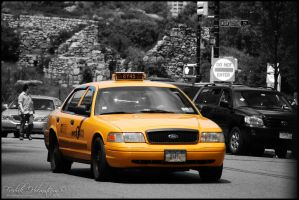NYC taxi 2 by The-proffesional
