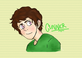 Gunner (OC) by ghettoegbert