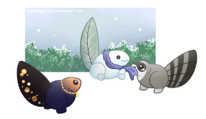 CotW20 - Do you wanna build a snowmais? by MissingFirefly