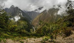 Inca Trail by scwl