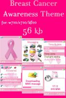 Breast Cancer Awareness Theme4 by The1Blur