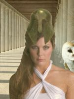 Athena Parthenos by Arckanda