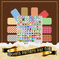 pixels for Photoshop by roula33