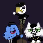 Puppetland Band by HCShannon