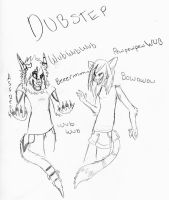 ...Dubstep by ForrestFoxes