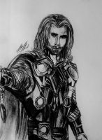 Thor by SladeFaust