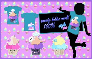 tshirt bubies by lilithStyle