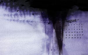 August 2007 Calendar by kriegs
