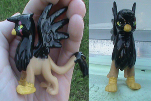 MLP-Griffon Scar from TLK (For Sale) by KrazyKari