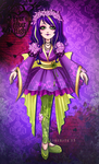 EAH Commission: Cybill Plum Spring Unsprung by LibeRitee