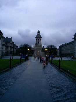 Trinity college by TheMadnessOfMe