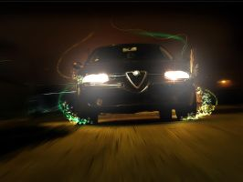 Alfa romeo ride flow by r3akc3