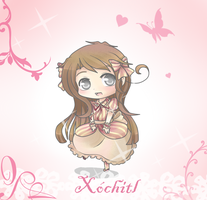 2014-Xochitl by Neko-mirichan