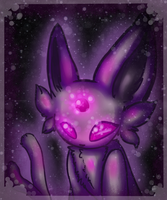 . : ESPEON : . by Freckled-Kat