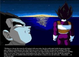 Vegeta's Wish. by Trixen