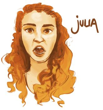 Julia by prosthetic0shipping