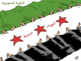 Freedom For Syria 6 by Hamza-J