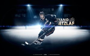 Ryan Getzlaf - Anaheim Ducks by D-Ejkiewicz
