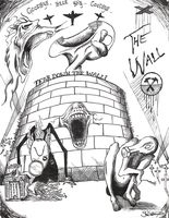 Pink Floyd- The Wall by electricsorbet