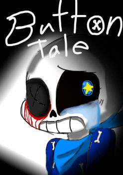 ButtonTale Sans by Pinkfury1895