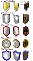 Mirror Shield Collection by kaas