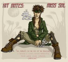 Miss SDL: Kit Bates Audition by manic-pixie