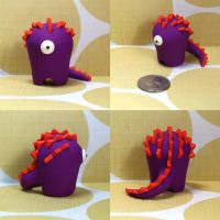 Gina the Timid Monster by TimidMonsters