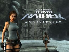 Tomb raider wallpaper by Callypsso
