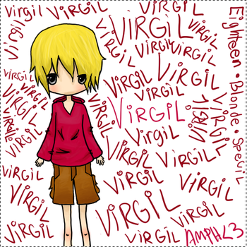 Virgil by knd2345