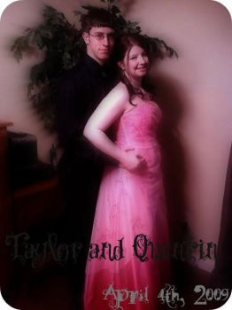 Taylor and Quentin Prom 4-4-09 by tayynq-always