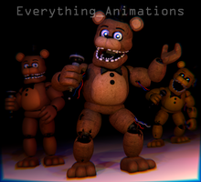 FNAF 2 Freddy by EverythingAnimations