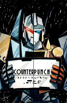 counterPUNCH by dcjosh
