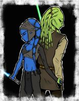 aayla + Kit -FINISHED by istarwyn
