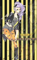 Halloween Glam by Munrou