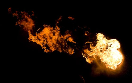 39 Fireball of Flame Fire by Archangelical-Stock