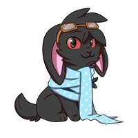 AlpacaOreo Commission by ezpups