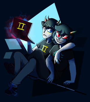 look guys it's a pale otp by Pepperzy