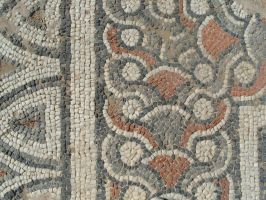 Minoan Mosaic 1 by StooStock