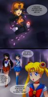 Sailor Moon Liverwurst and Goulash The Flower 1 by Jacky-Bunny