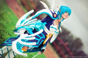 Rena Salvatore Denip from Elsword by GianlucaBini