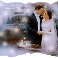 To a wedding anniversary of Edward and Bella #2 by RobStenFelicity