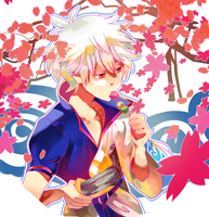 Gintoki Again by starrelly-chan