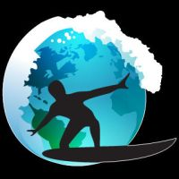 World Surfer Vector Resource by pixelworlds